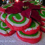 recette ~Biscuits décoration de Noël~