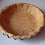 recette Pâte à tarte au beurre salé