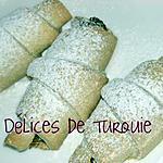 recette Petits gâteaux pomme-noix-cannelle