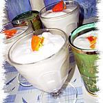 recette crème de clémentines