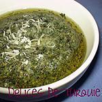 recette Pesto Maison