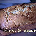recette Cake citron - pavot
