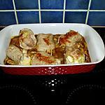 recette escalope de porc au four