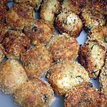 recette boulettes de thon aux  légumes
