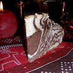 recette Gâteau Marbré Italien