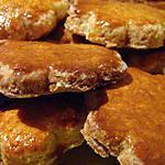 recette Petits sablées noix de coco