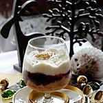 recette Trifle à la neige de Noël