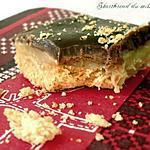 recette Shortbread du Millionnaire (ou Twix maison)