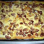 recette PIZZA DU HAUT DOUBS