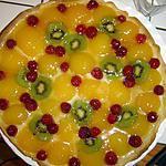 TARTE AUX 3 FRUITS