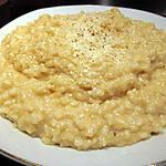 recette RISOTTO EXPRESS