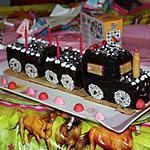 recette gateau d'anniversaire locomotive 2