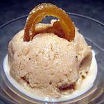 recette Glace à la crème de marron