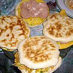 recette chapati tunisien dit aussi batbouth