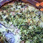 recette parmentier au brocolis et jambon