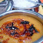 recette Lentilles indiennes le Daal