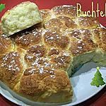 recette Brioche allemande ou buchteln