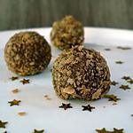 recette Truffes Croustillantes au Praliné & Crêpes Dentelles