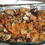 Carne Alentejana (recette Portugaise)