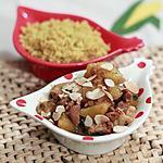 recette Tagine de poulet à la courge butternut et aux spéculoos