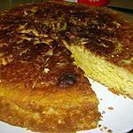 recette Gâteau brésilien à l'orange