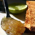 recette Gelée de citron vert