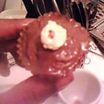 recette Mini CupCakes nutella popcorn