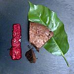 recette Fondant au chocolat d'Ida, ou la tentation de Zeus