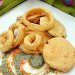 recette Beignets de légumes indiens Pakoras
