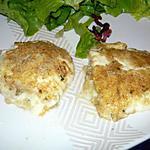 recette Mozzarella panée