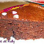 recette Gâteau au chocolat et lait de coco