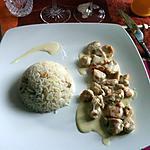 recette Escalope de dinde sauce foie gras
