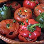 recette Tajine de légumes farcis