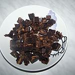recette Crottes au chocolat