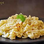 recette Spaetzles (ou Spätzles)
