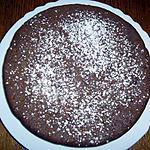 recette Gateau au chocolat et aux noisettes