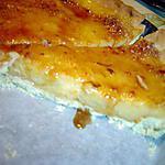 recette tarte a l'orange facon créme brulé!!!!!!!!!!!!!