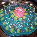 recette gateau d' anniversaire(gateau aux yaourt moelleux)