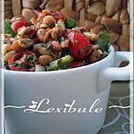 recette Salade de lentilles au fromage feta