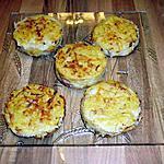 recette galette de pommes de terre avec des tranches de poitrine fumés
