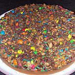 recette Gâteau au beurre de cacahuètes