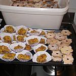 recette sablés a la confiture(voila la recette des gateaux  a droite)