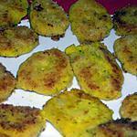 recette galettes de pommes de terre et oignon