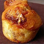 recette Muffins à la pralinoise et éclat de nougat