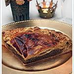 recette Galette des Rois à la Crème de Noisettes
