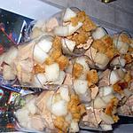 recette Compotée de poire au fois gras