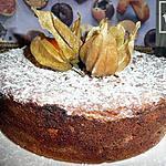 recette gâteau de pommes de terre sucré de JP Coffe