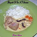 recette Blanquette De Veau A L'Ancienne