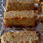 recette Terrine de Flétan et crevettes en lingots
