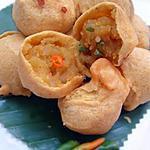 recette Recette indienne Aloo kofta